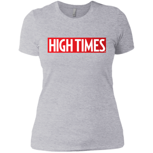 High Times Logo Women's Tee
