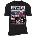 1977 High Times Cover Men's Shirt - School Drill