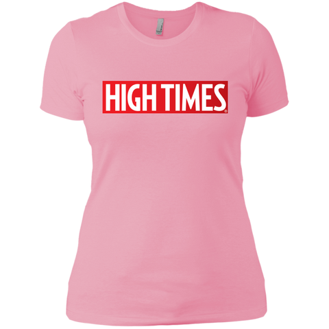 HighTimes Logo Women's Tee