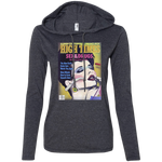 1985 High Times Cover Women's Hoodie - Sex & Drugs