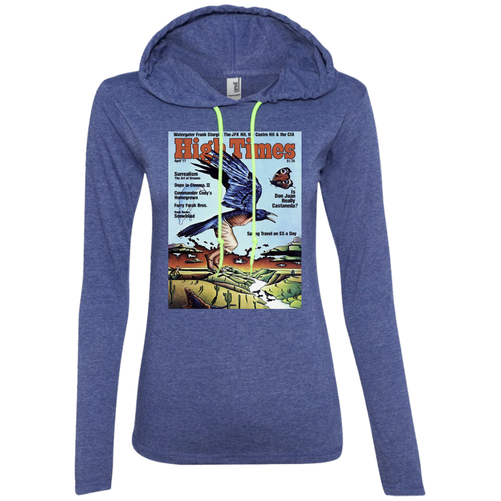 The Art of Dreams - '77 Cover Hoodie (women's)