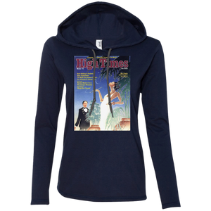 1975 Vintage Cover Women's Hoodie - High Society