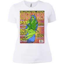 2001 HighTimes Cover Women's Tee - CannaGirl