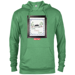 1984 High Times Art Men's Hoodie - Dope Sweet Dope