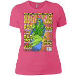 2001 High Times Cover Women's Tee - CannaGirl