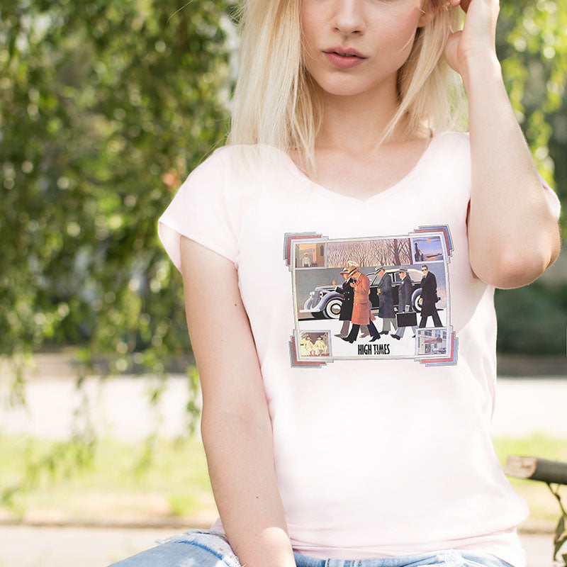 Father of Smuggling Tee - '76 HT Classic (women's)