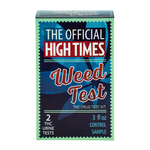 High Times Weed Test (1-panel, 2 pack, w/control sample)