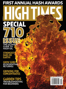 HIGH TIMES Magazine September 2018 - Issue 512