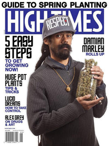 HIGH TIMES June 2017 - Issue 497