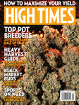 HIGH TIMES Magazine March 2019 - issue 518