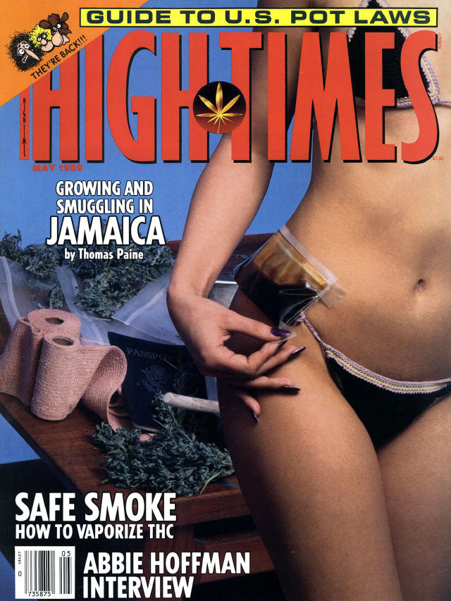 High Times Magazine #165 - May 1989