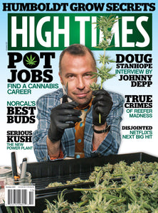 High Times Magazine October 2017 - Issue 501
