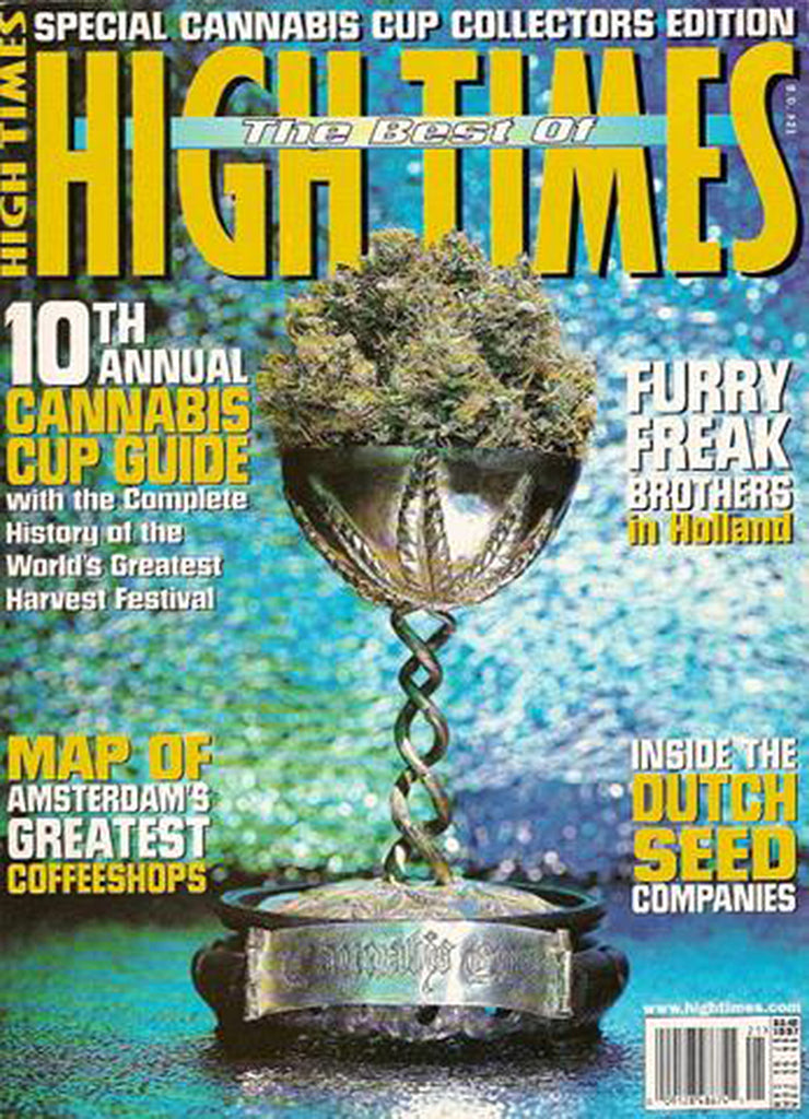 Best Of High Times #21