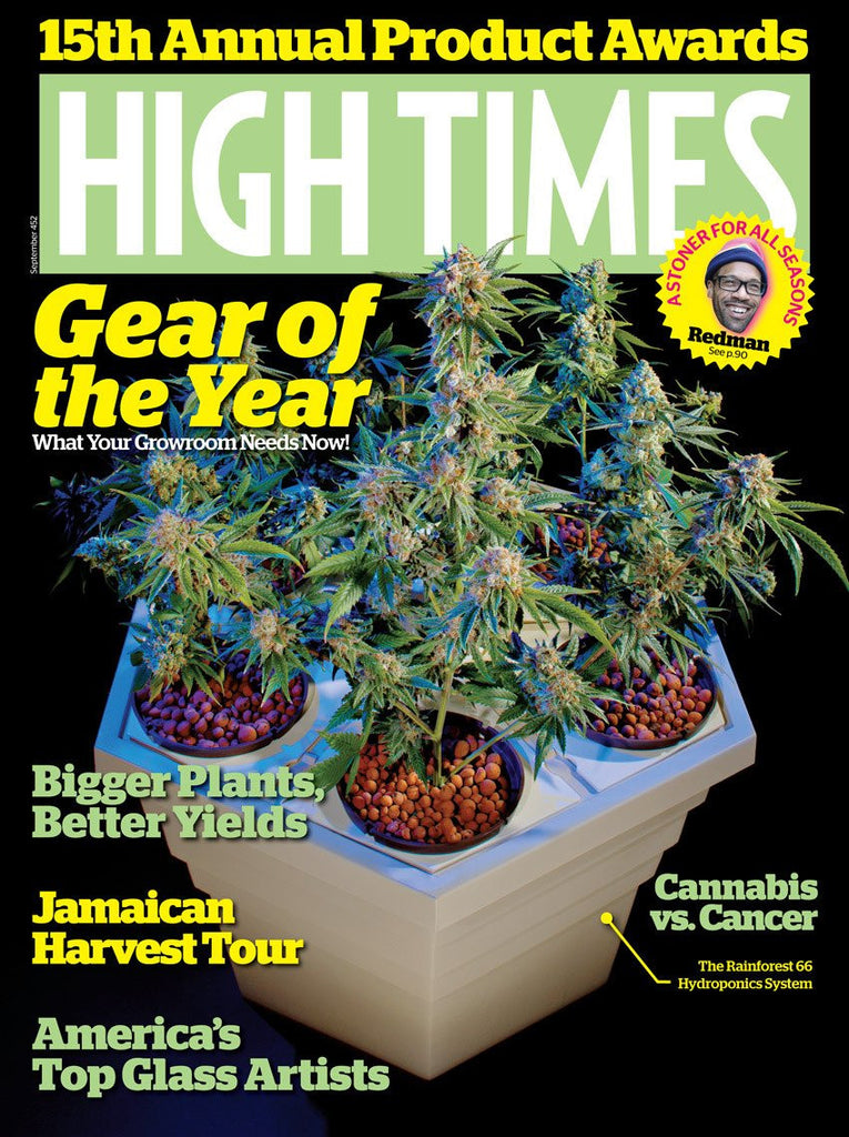 High Times Magazine #452 - September 2013
