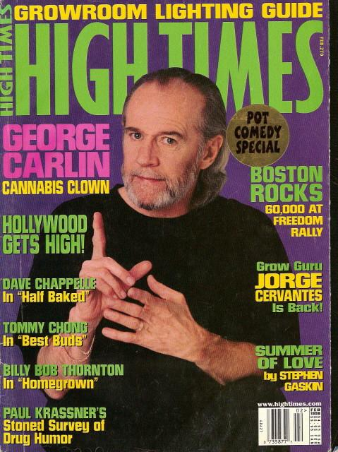 High Times Magazine February 1998 - Issue 270