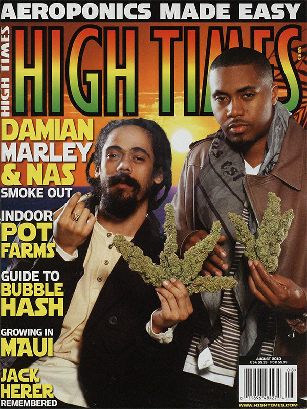 High Times Magazine #415 - August 2010