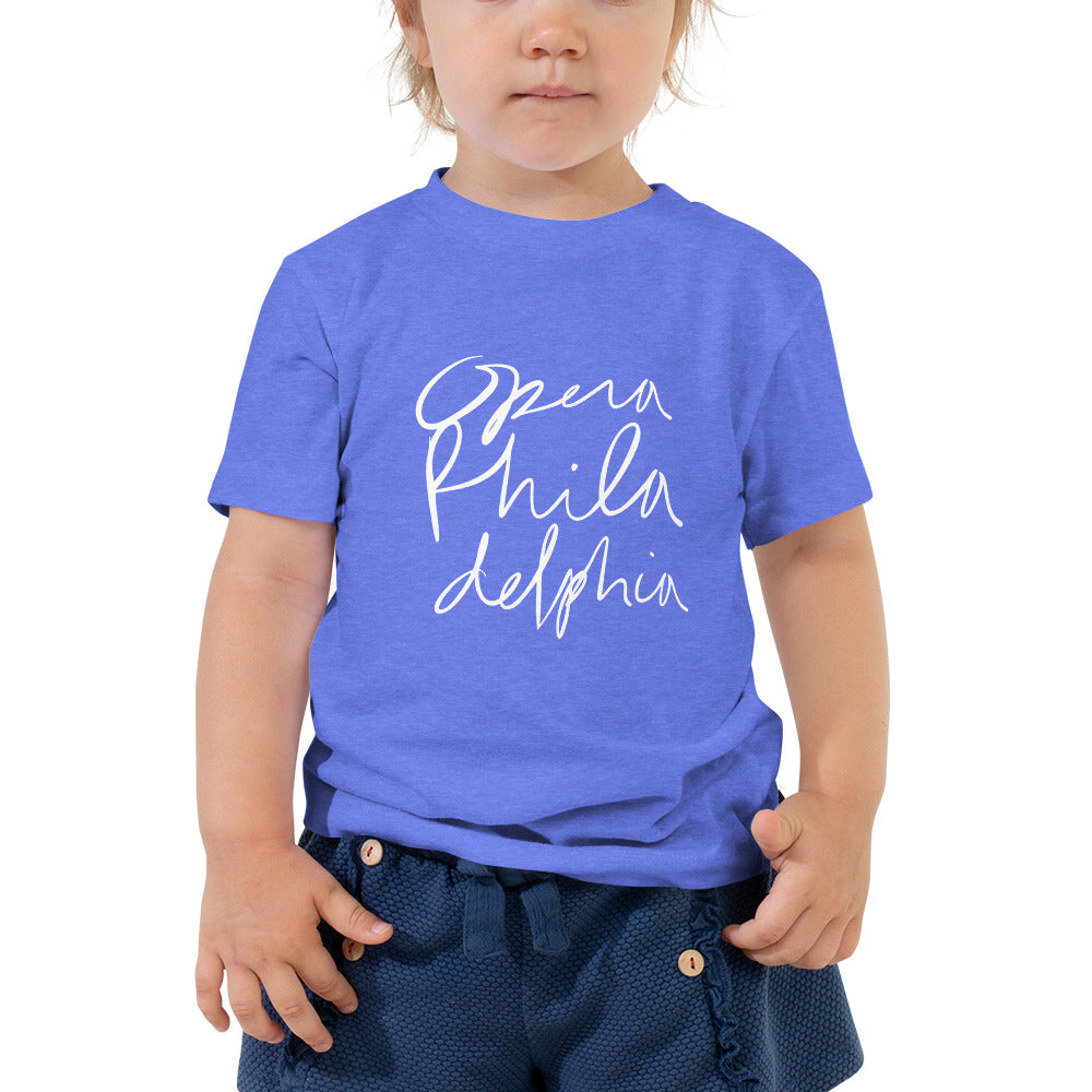 Toddler Logo T-Shirt