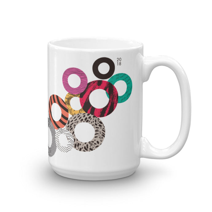 Festival O18 Mug (Multi-Color)