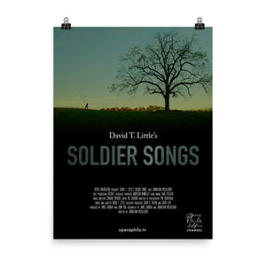 Soldier Songs Film Poster
