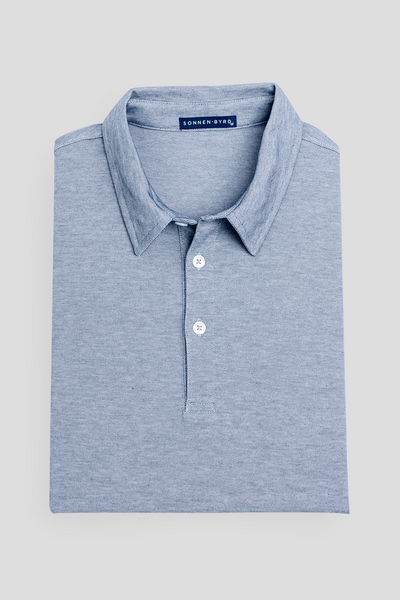 The Kingston Polo in Navy