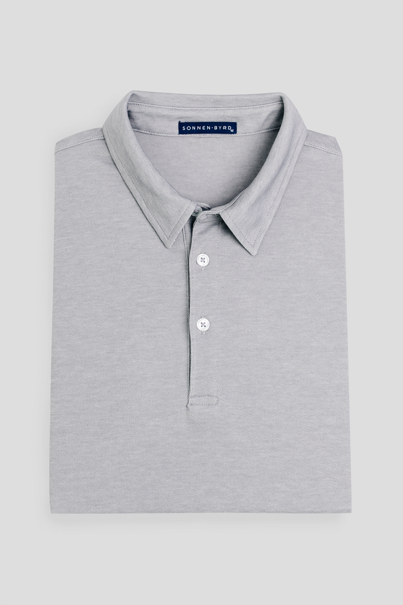 The Kingston Polo in Dapple Gray