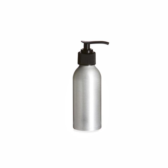 4oz Aluminum Pump Bottle
