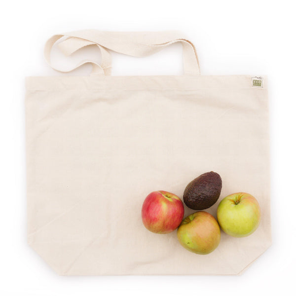 Recycled Canvas Tote - The Good Fill