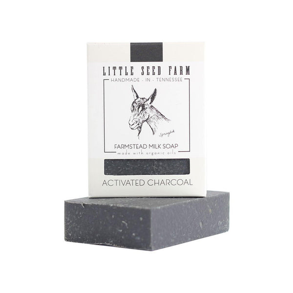 Charcoal Face & Body Bar