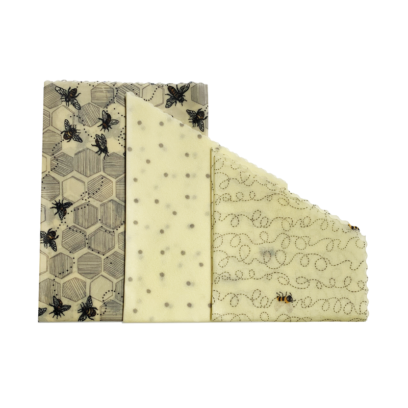 Beeswax Wraps - The Good Fill
