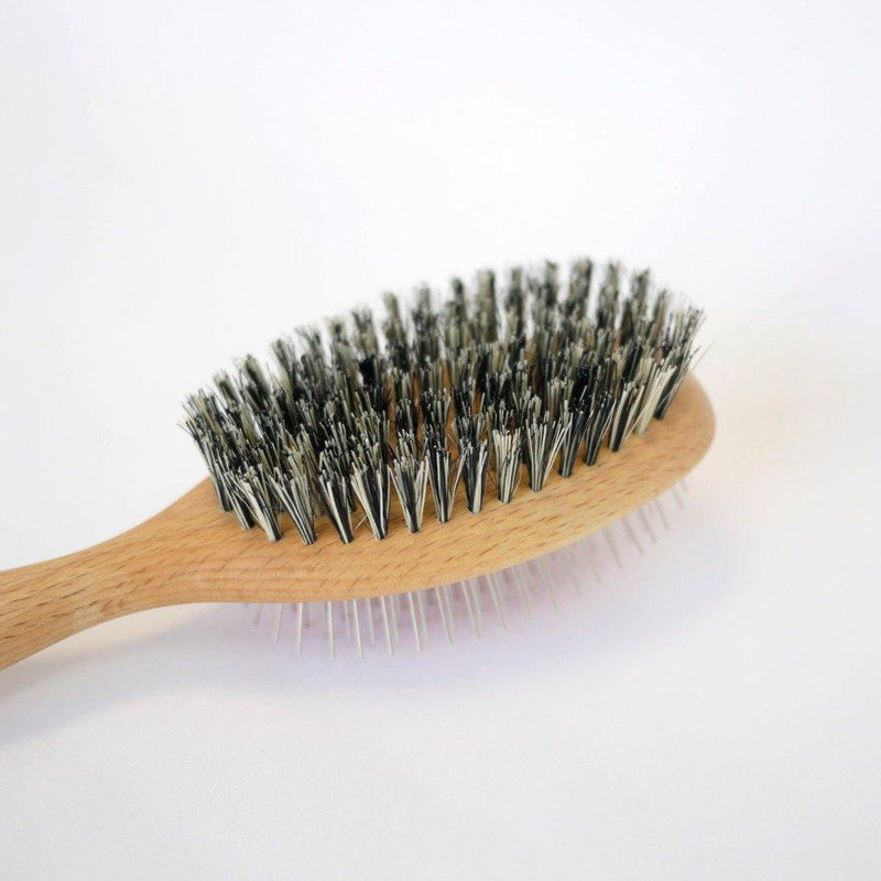 up-close image of the soft bristles