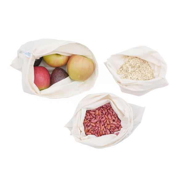 Organic Cotton Produce & Bulk Bags - The Good Fill