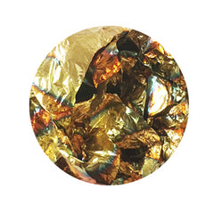 Burnt Gold Leaf