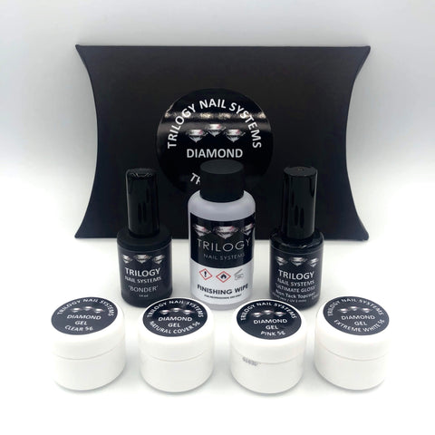 Diamond Gel Trial Kit