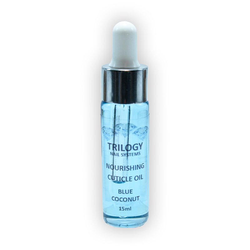 Blue Coconut Cuticle Oil