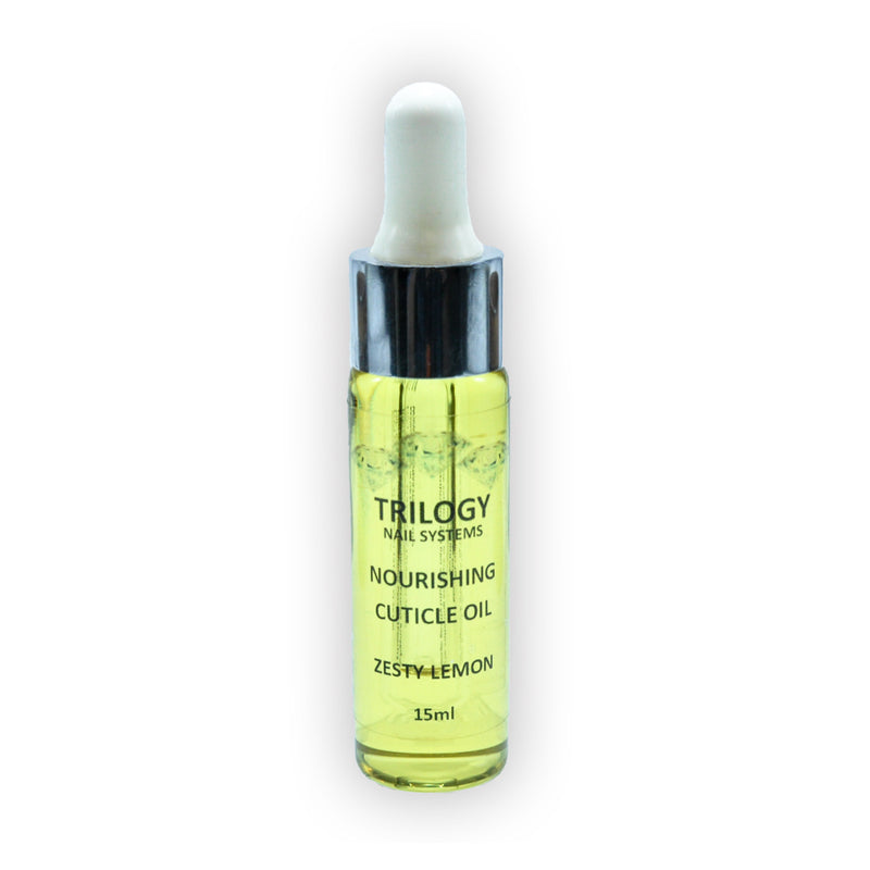 Zesty Lemon Cuticle Oil