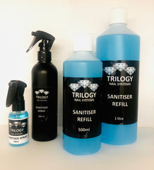 Sanitiser Spray
