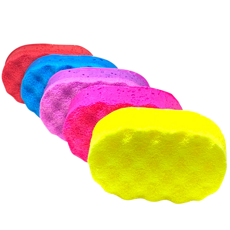Baby Powder Soap Sponge