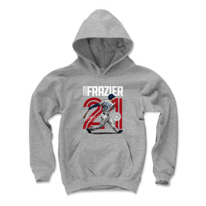 Todd Frazier Kids Youth Hoodie | 500 LEVEL