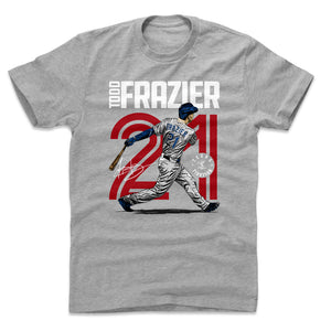 Todd Frazier Men's Cotton T-Shirt | 500 LEVEL