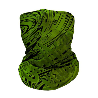 Green Marble - Faceshield
