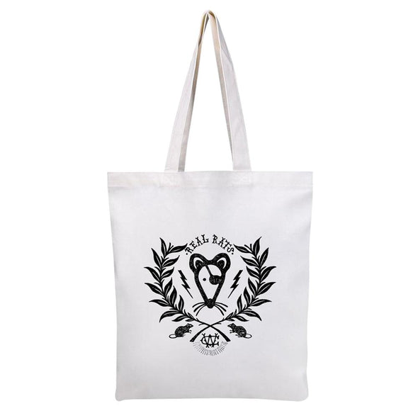 Rat W - Bolsos Tote Bags Bargain Canvas.