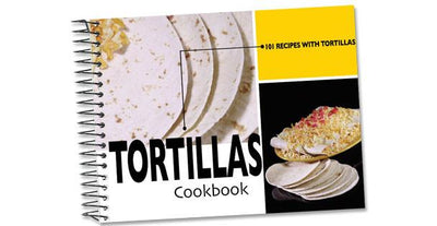 101 Recipes With Tortillas - Item 3713