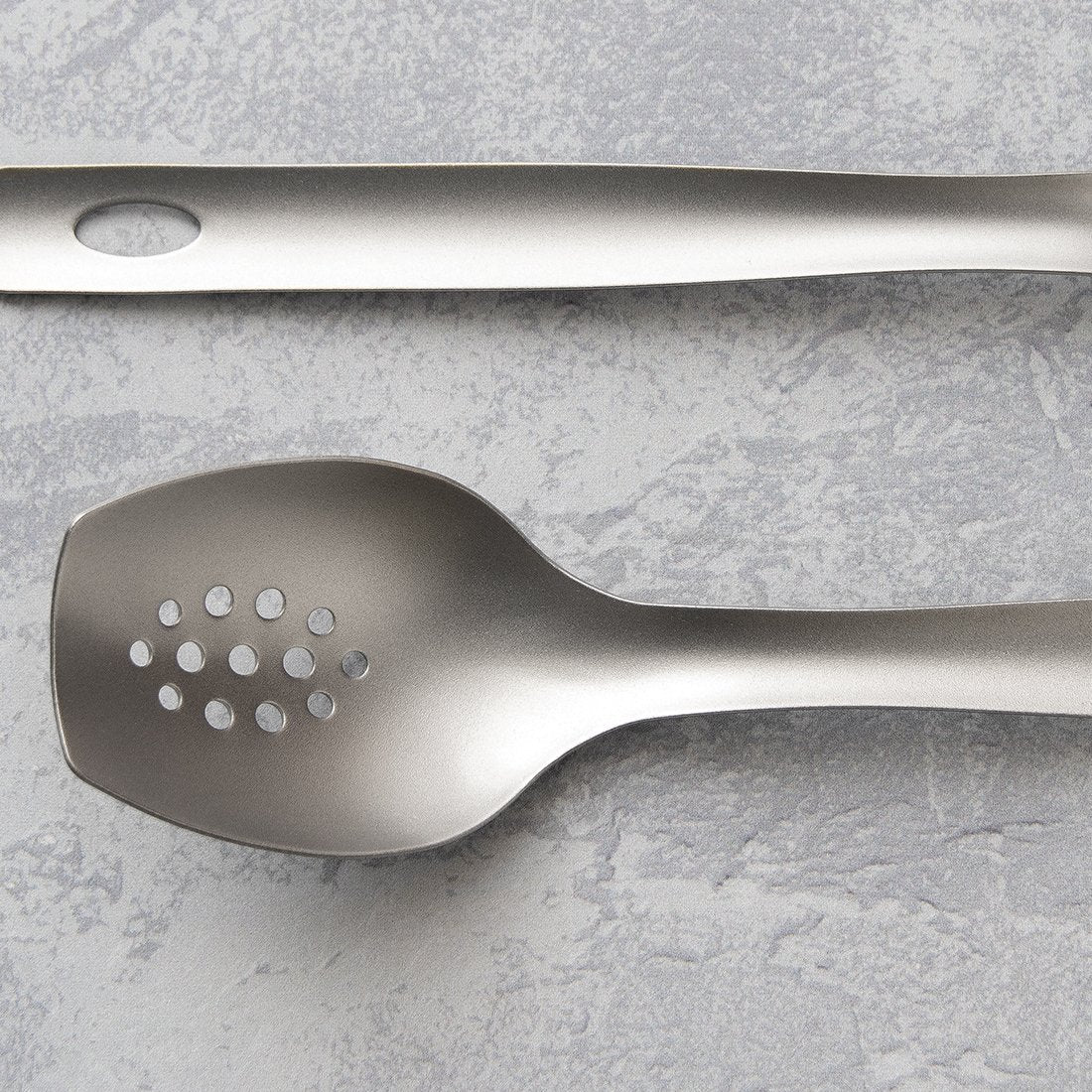 Cook's Spoon w/ Holes