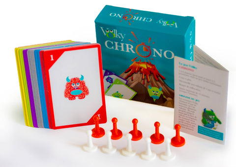 Jeu de table Völky Chrono