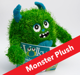 Monster Plush + 60 activities booklet