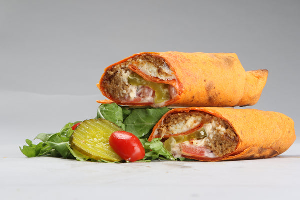 BEYOND WRAP (VEGAN)