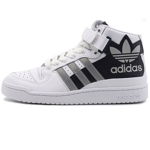 low cost 68567 6fecf Adidas Originals FORUM MID RS XL Mens Skateboarding Shoes Sneakers