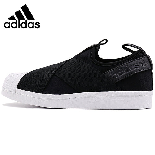 online store a6f29 76230 ... low price adidas superstar slipon womens skateboarding shoes sneakers  2b283 92abd