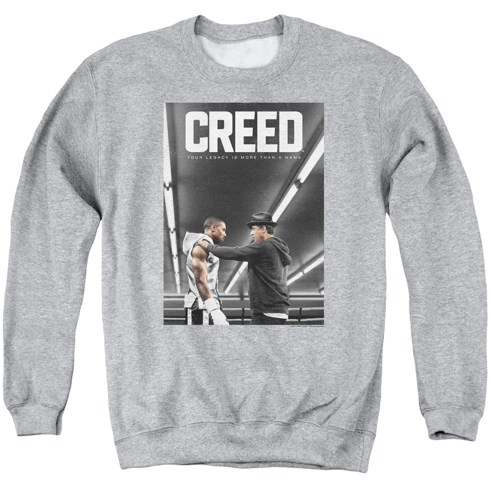 Creed - Poster Adult Crewneck Sweatshirt