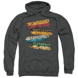 "Harry Potter - ""Burnt Banners"" (Hoodie)"